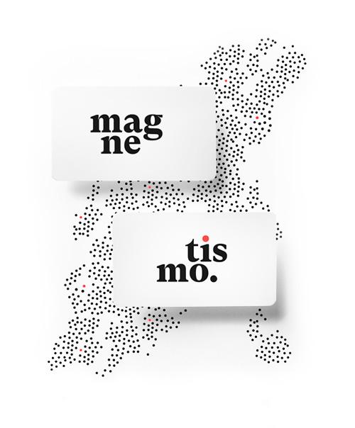 Tarjetas de visita diseño gráfico